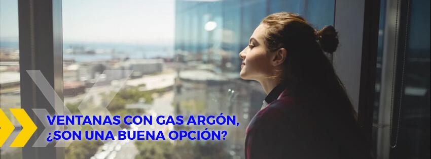 ventanas con gas argón