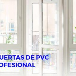 limpia las puertas de pvc como un profesional