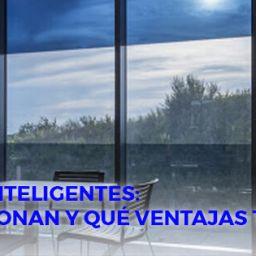 ventanas inteligentes como funcionan y que ventajas tienen